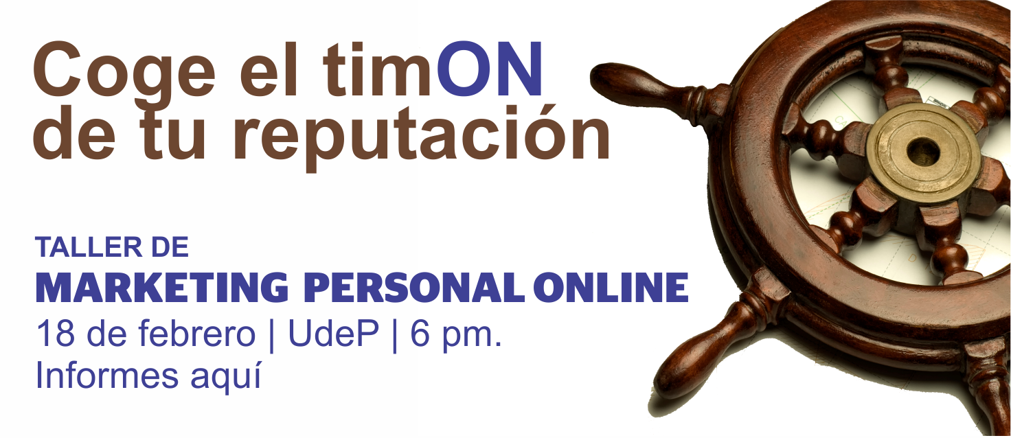 talle de marketing personal online