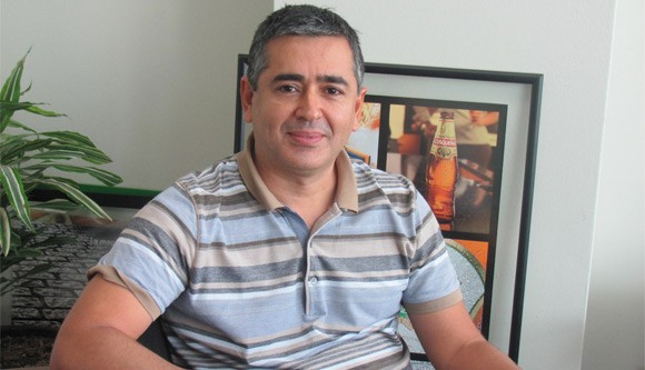 Edwards Taboada, Brand Manager de Cerveza Cusqueña en Backus