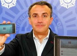 Carlos Fernandez, ex CM de @policia. Imagen de http://www.periodistadigital.com/