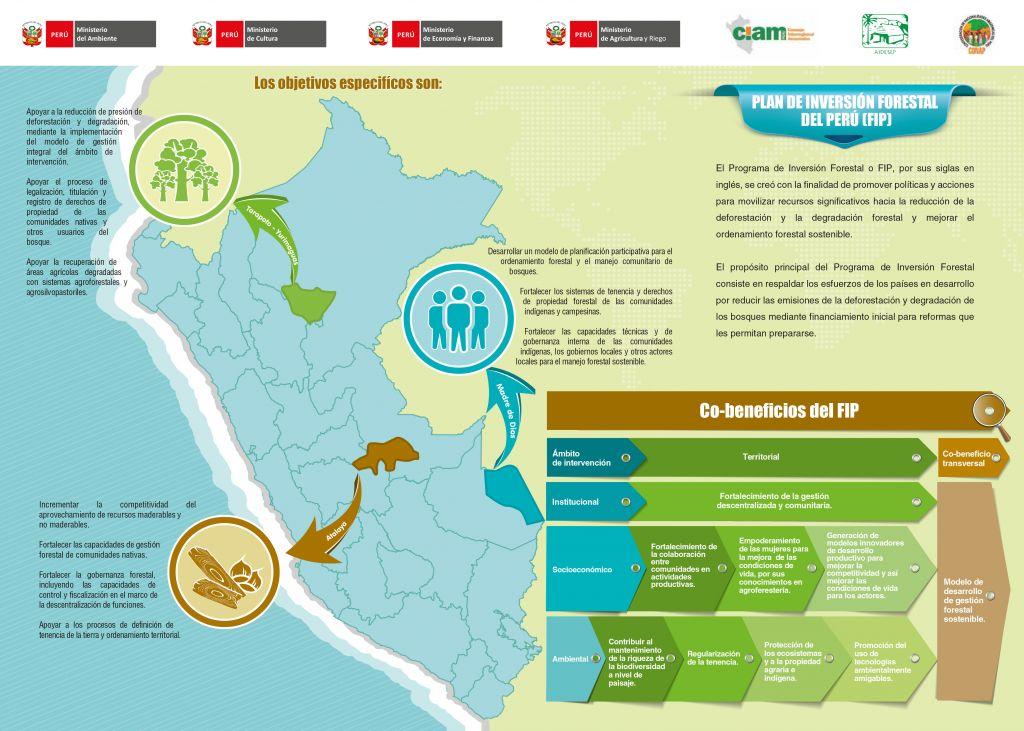Infografía Plan de Inversión Forestal ULTIMO