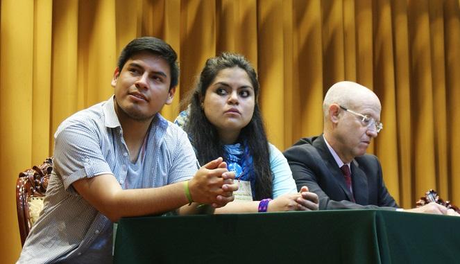 Mr. Israel Maldonado, General Coordinator of COY10