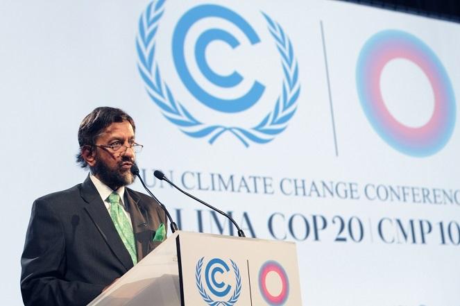 Rajendra Pachaury lidera el IPCC
