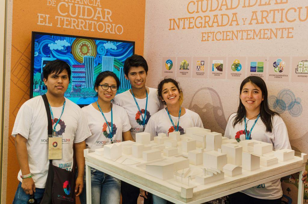 voluntarios COP20