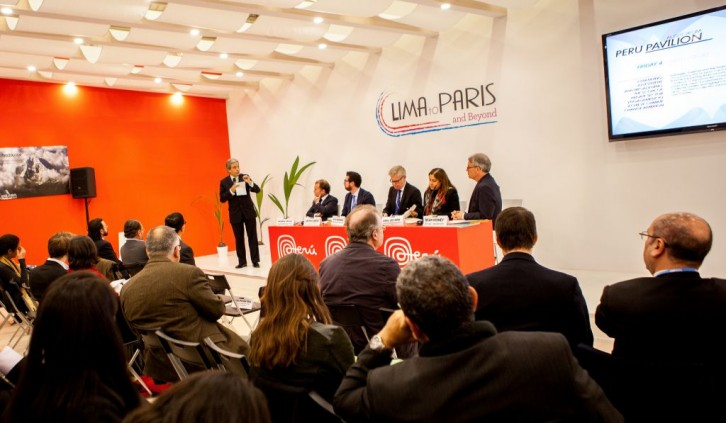 All you need to know about the participation of Peru at the COP21